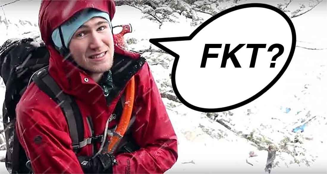 EDC to FKT: 36 Outdoors Acronyms You Need To Know