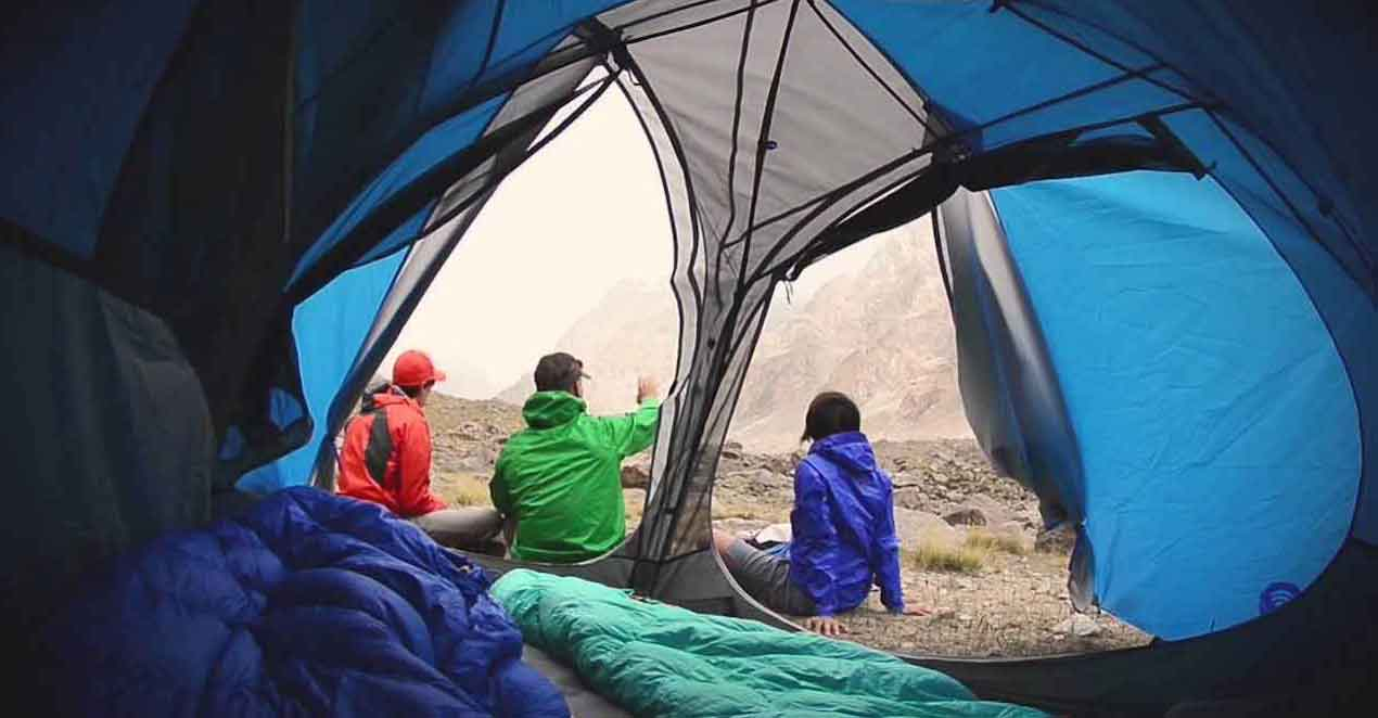 hardwear-tent & The 10 Best Tents For Two People: Hiking And Car Camping