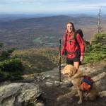 hiking with dog tips