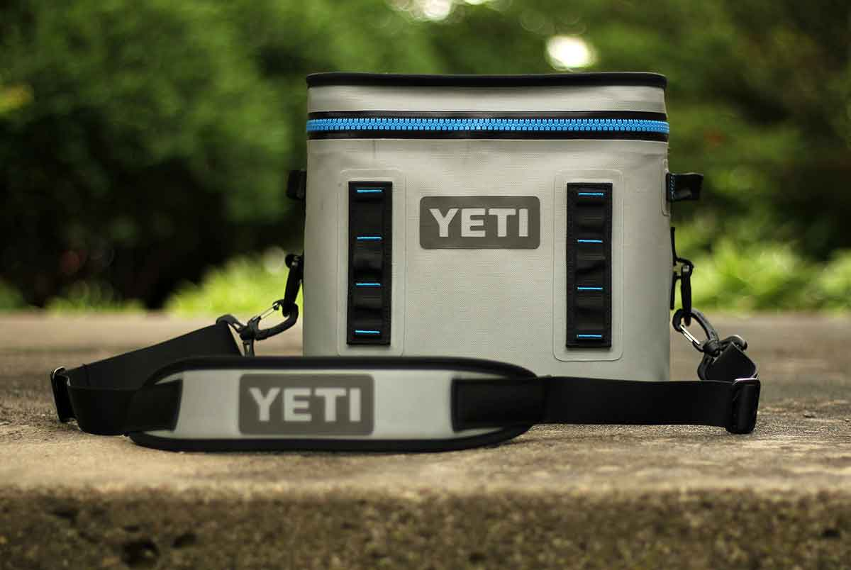 First Look: YETI 'Hopper Flip' Soft Cooler Review | GearJunkie