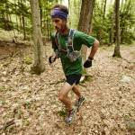 Meltzer trains for his second attempt at the Appalachian Trail thru-hike speed record / Red Bull Media House