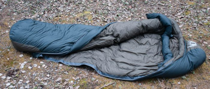 kuiu sleeping bag review