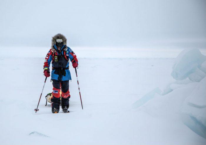 larsen north pole 2014