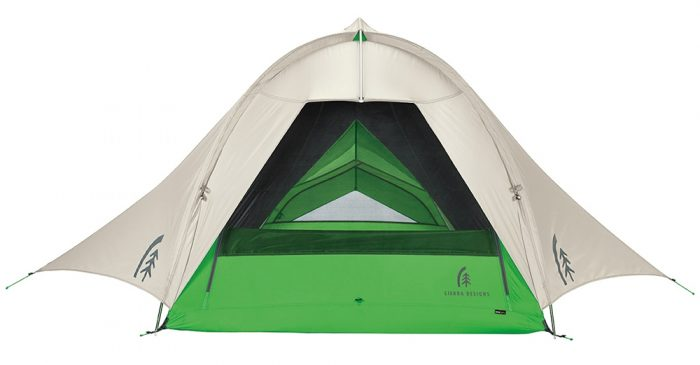 ... brandu0027s popular Lightning 2 for 2017 the Nightwatch 2 has a retractable rain fly allowing for unhindered stargazing. Two gear ports were upgraded as ...  sc 1 st  GearJunkie & The 10 Best Tents For Two People: Hiking And Car Camping