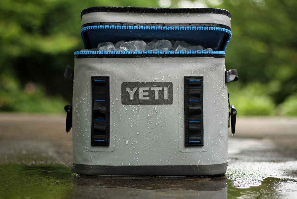 First Look Yeti Hopper Flip Soft Cooler Review Gearjunkie