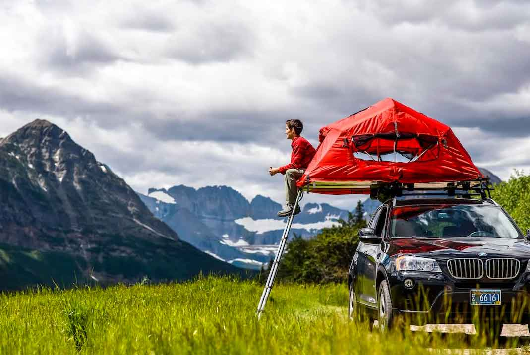 Rack Brand Yakima Enters Rooftop Tent Game Gearjunkie