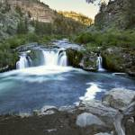 steelhead falls deschutes river