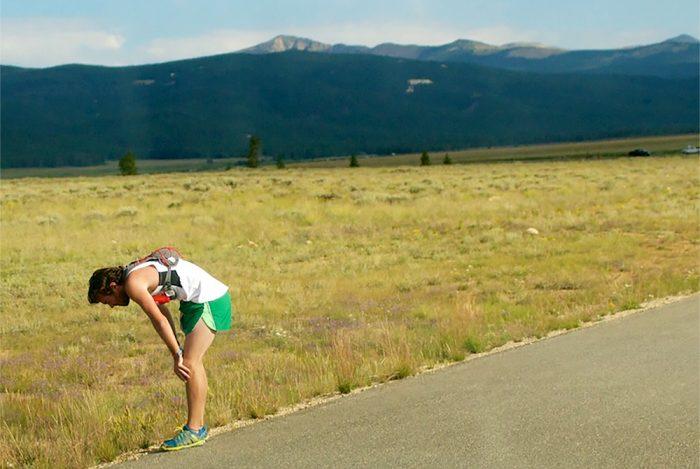 ultramarathon pain