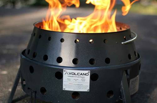 volcano-grill