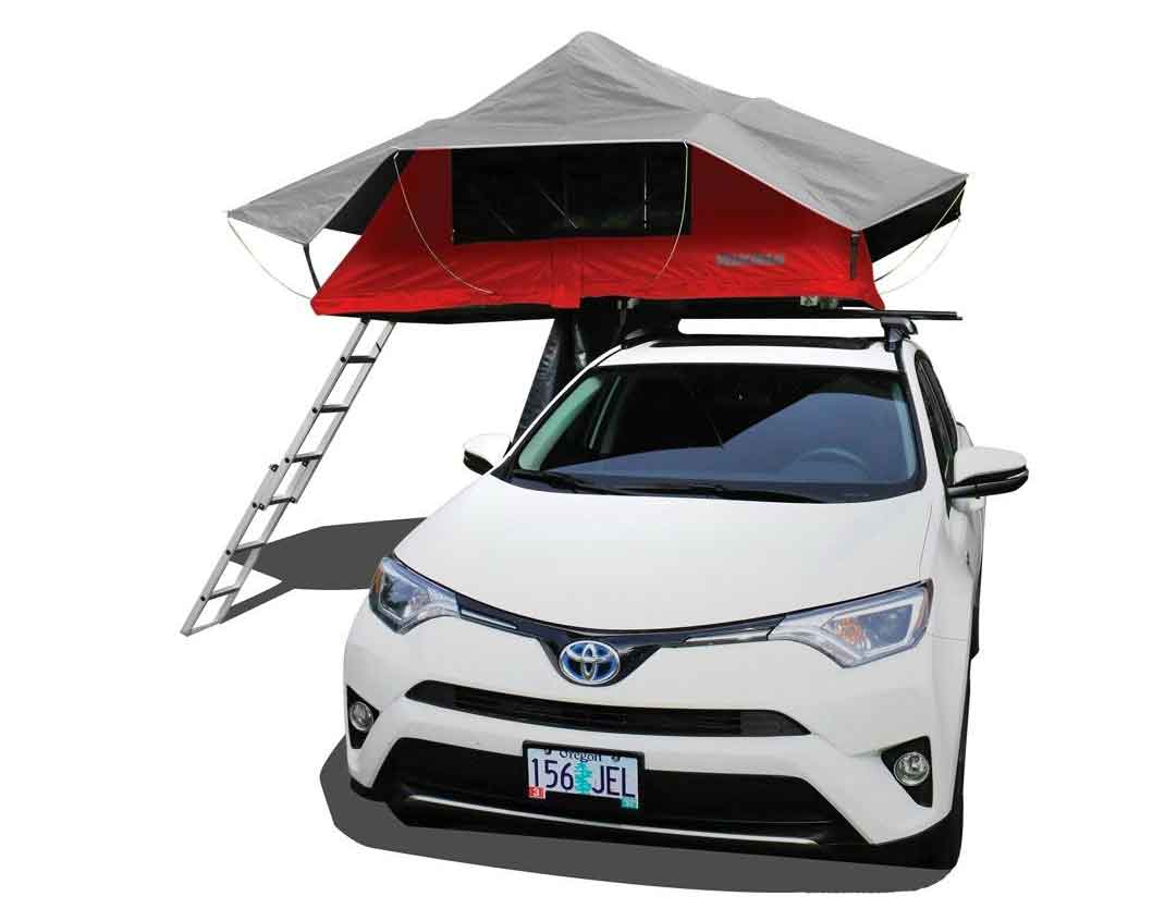 Rack Brand Yakima Enters Rooftop Tent Game