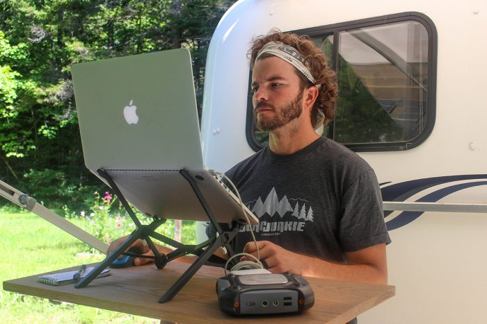 Ditch The Cubicle Create Your Own Outdoor Office