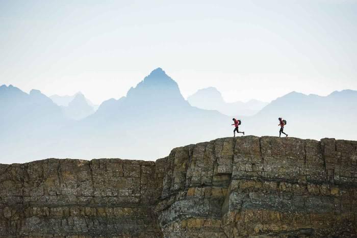 photo: The North Face/Steven Gnam