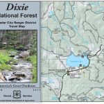 Get a Local, Free National Forest Map at the Ranger's Station