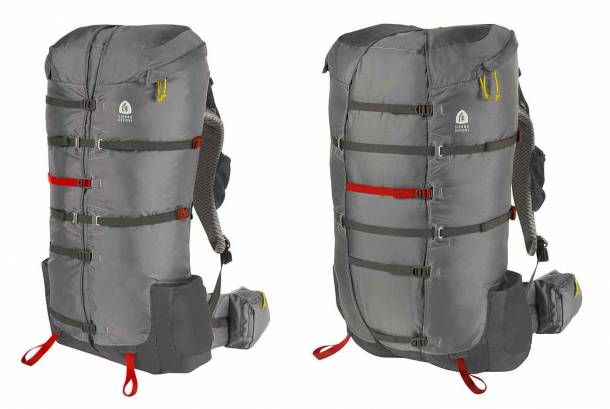 First Look Expanding Flex Capacitor Backpack From