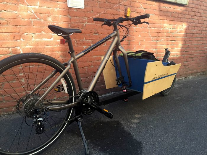 Lift cargo bike review