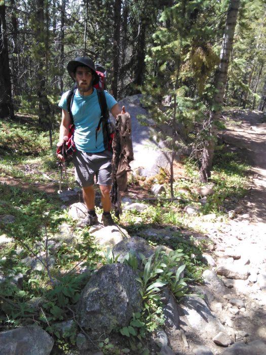 PCT Hiker