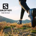 Salomon Speedcross 4 Trail Running Shoe With Logo