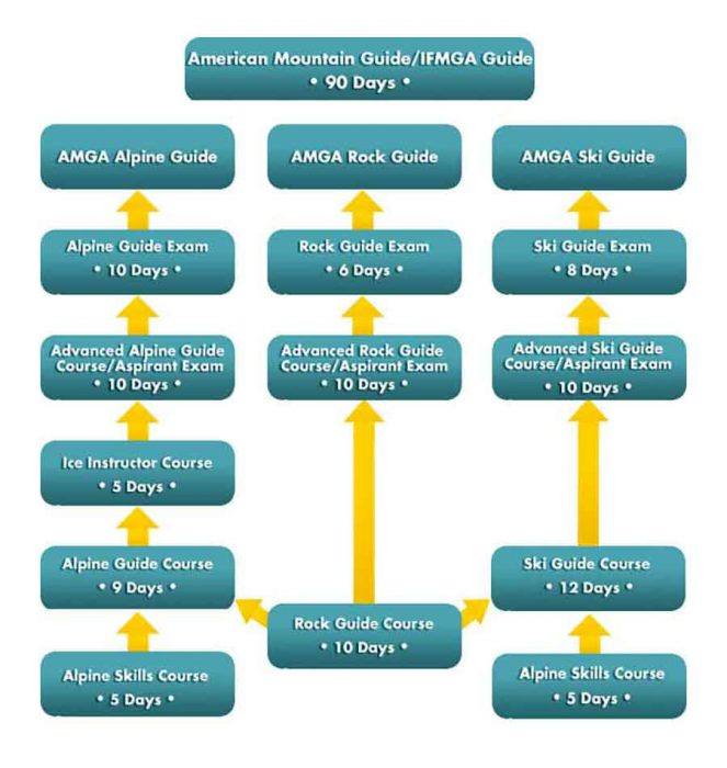 amga chart