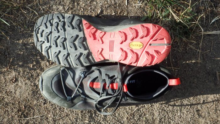 arc'teryx trail running shoe review