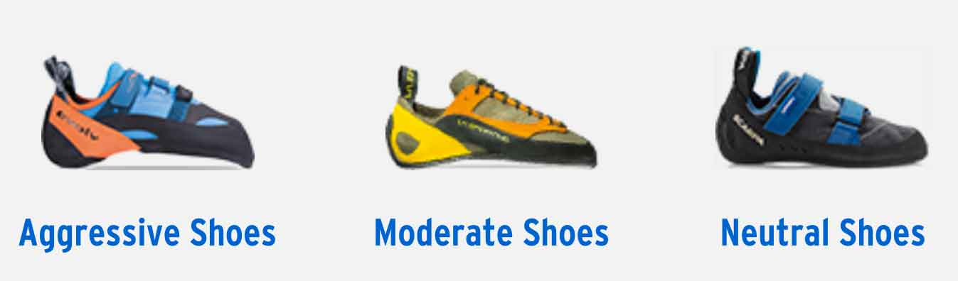 Sticky Soles: Climbing Shoes Explained