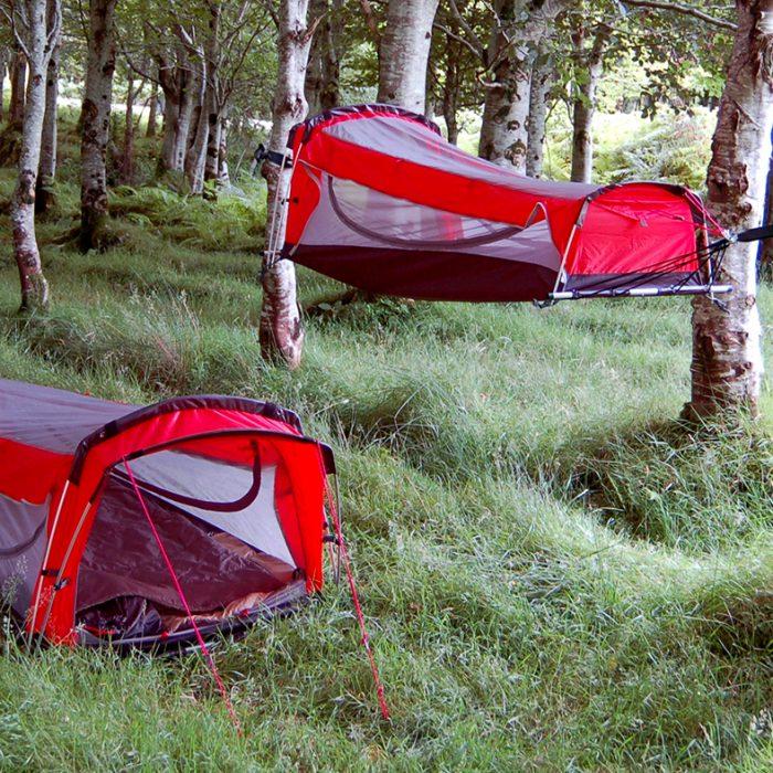 crua hammock tent 2