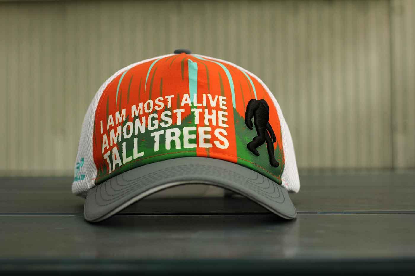 Trucker Hat Outdoors  Headsweats Builds  Performance  Option ... 9b4cbf5e5d6