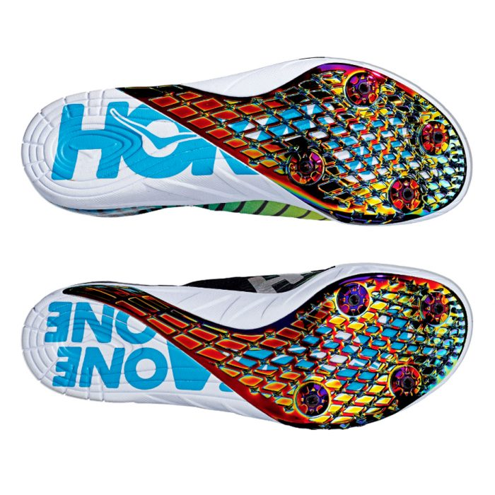 hoka one one track spike