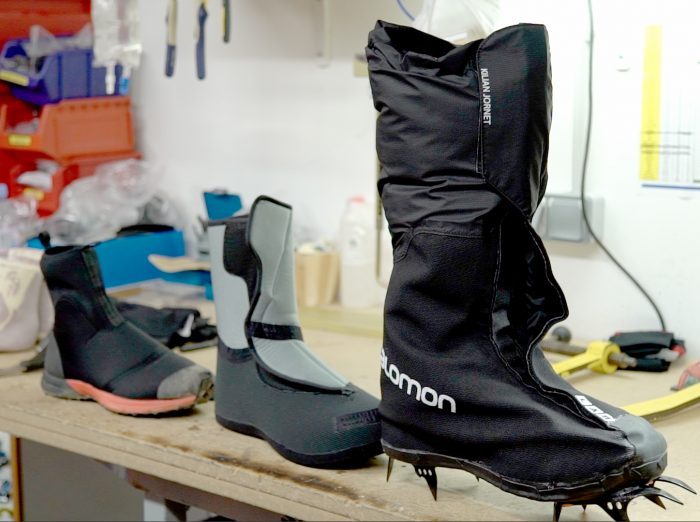 kilian jornet everest boot