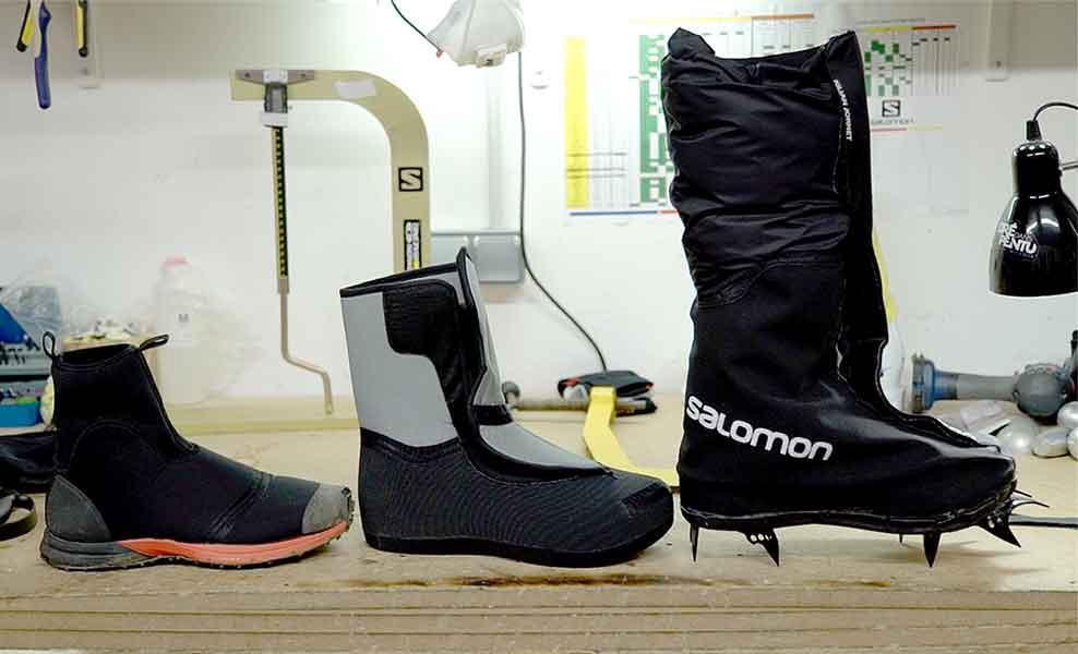Shoes To 'Run' Everest: Kilian Jornet's Salomon Prototype