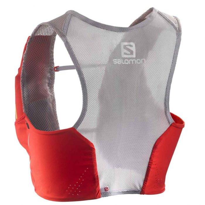 mesh running vest
