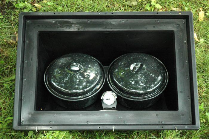 open oven solavore