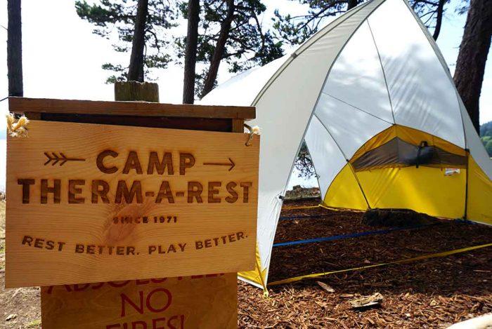 camp shelter