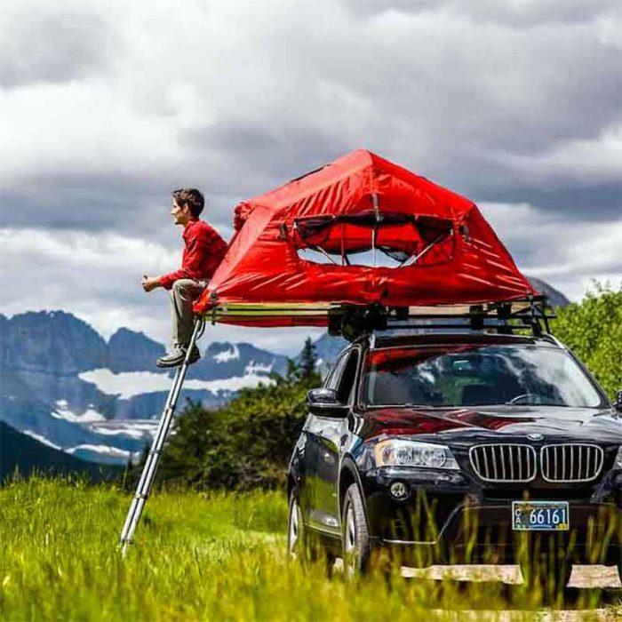 vehicle top tent yakima
