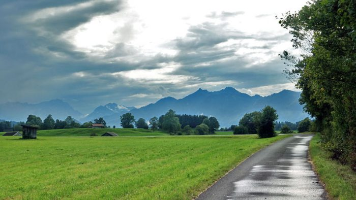 bavaria bike touring