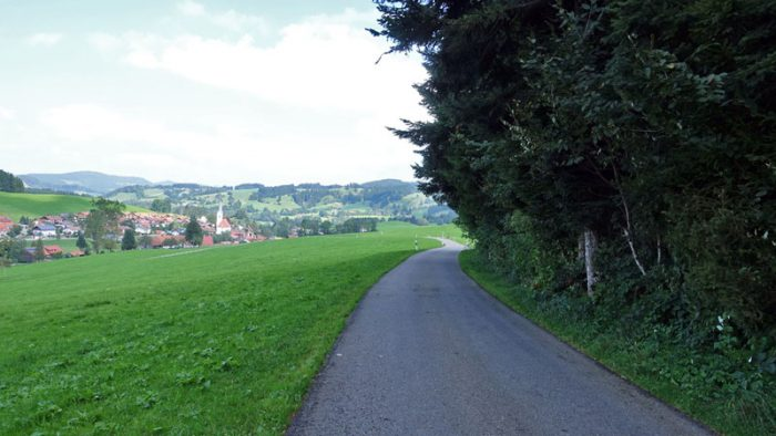 bavaria radweg bike route