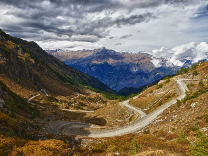 Teaser 10 epic rides from new lonely planet guidebook - Passo delle finestre ...