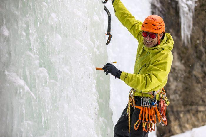 conrad anker ice climbing