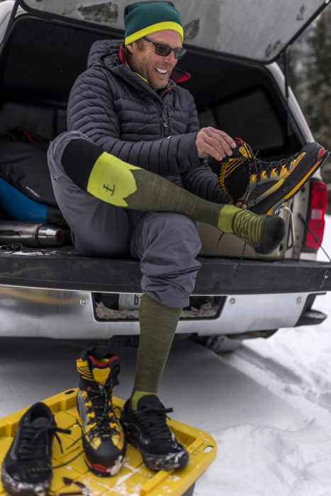 conrad anker socks