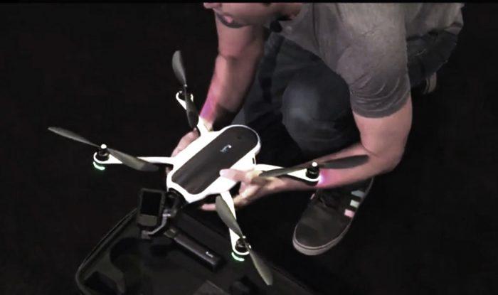Nick Woodman unveils GoPro Karma Drone