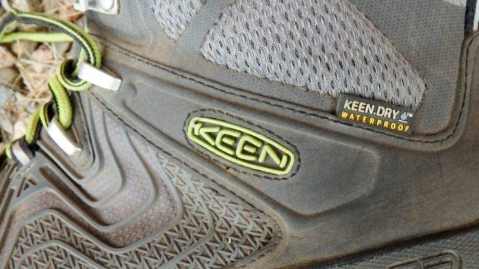 KEEN APhlex waterproof boot review