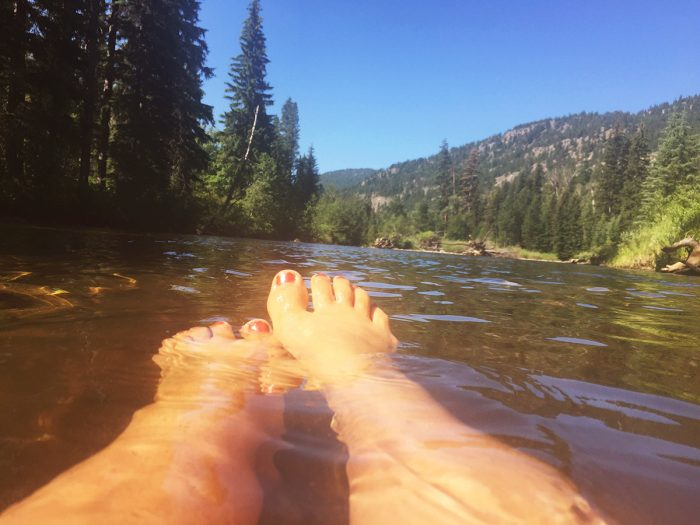Methow Chuchac River Camp