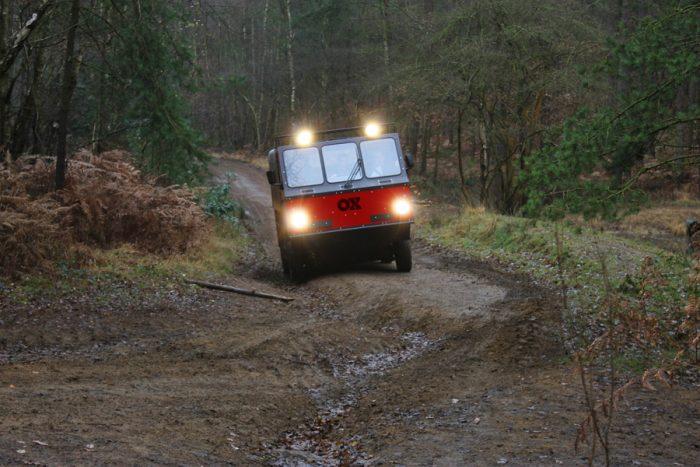 ox-truck
