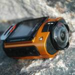 Rich WG-M2 Action Sports HD Camera up close