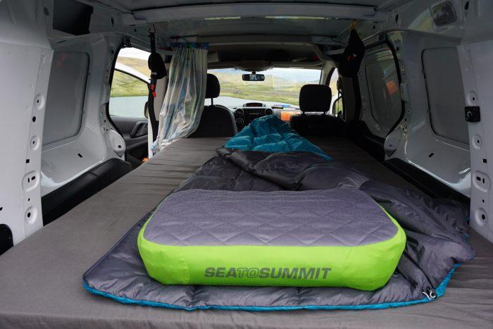 Iceland camper van rv rental
