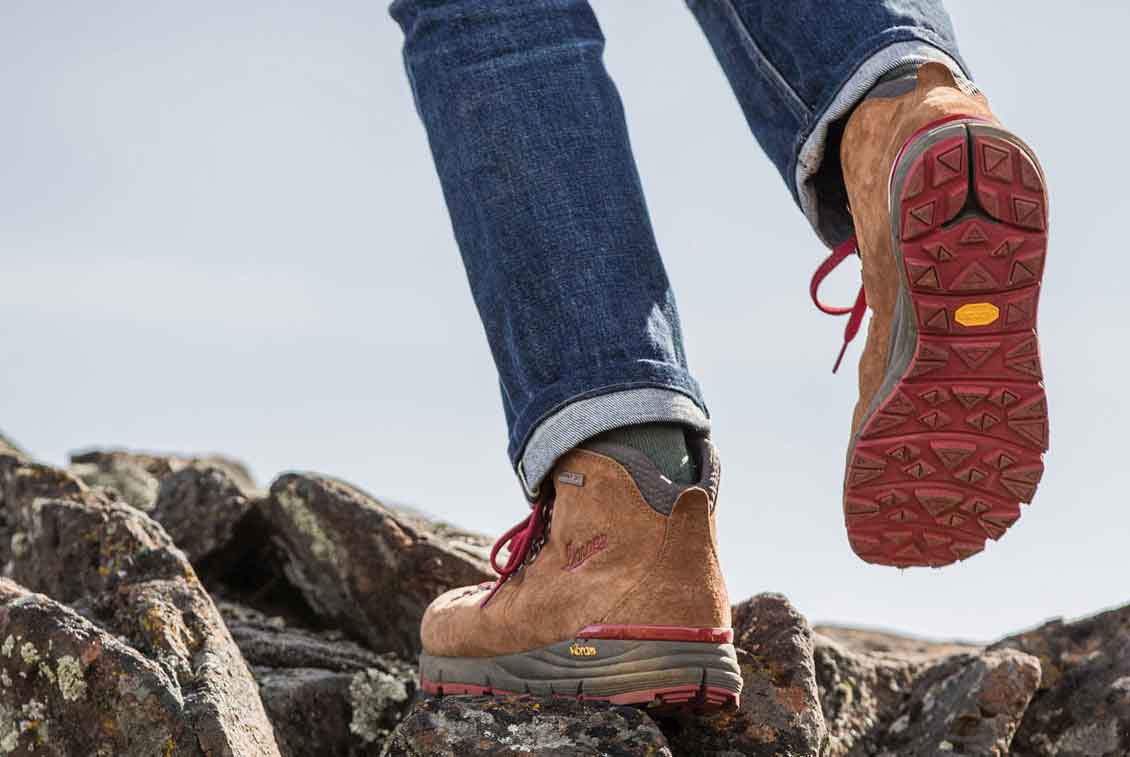 Classic Danner Hiking Boot Gets &39Vibram SPE&39 Upgrade