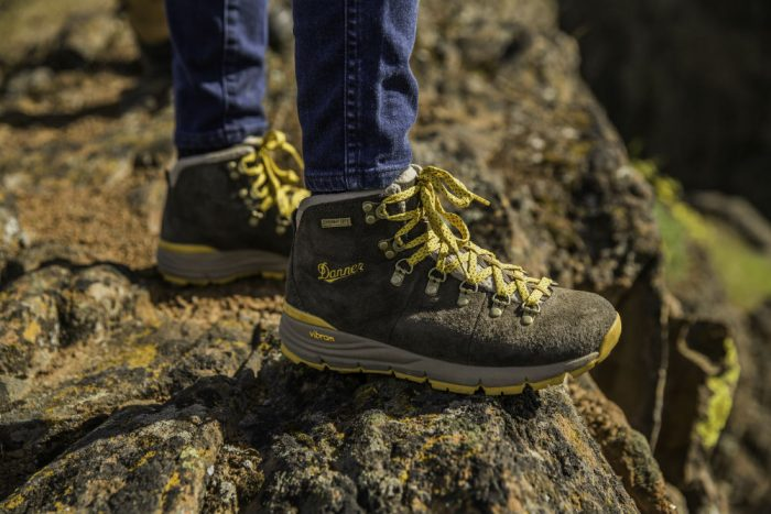 danner mountain 600 yellow