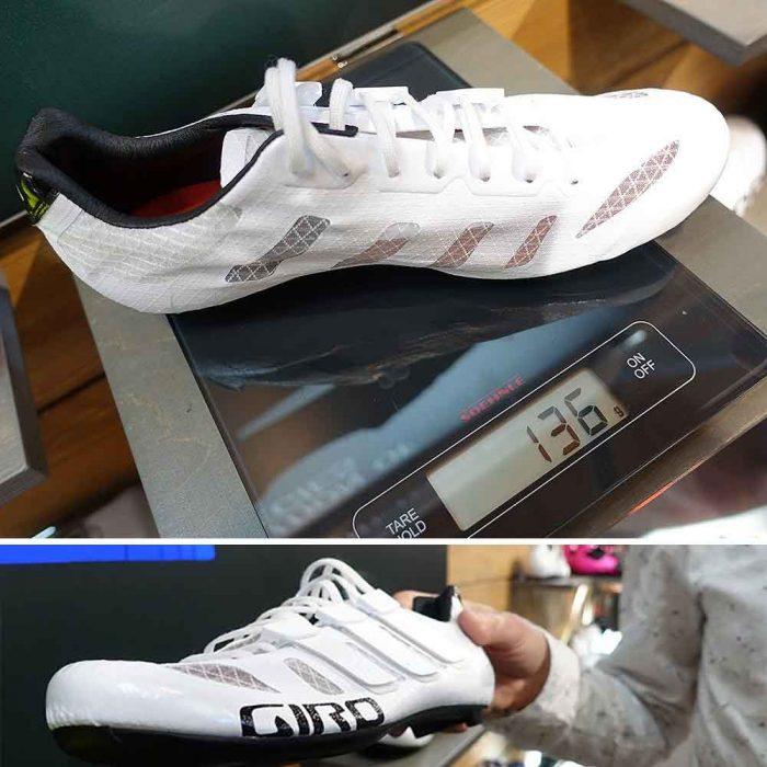 giro prolight techlace bike shoe