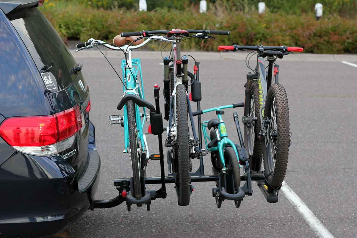 Bike Rack For Minivan Hitch Best Seller Bicycle Review