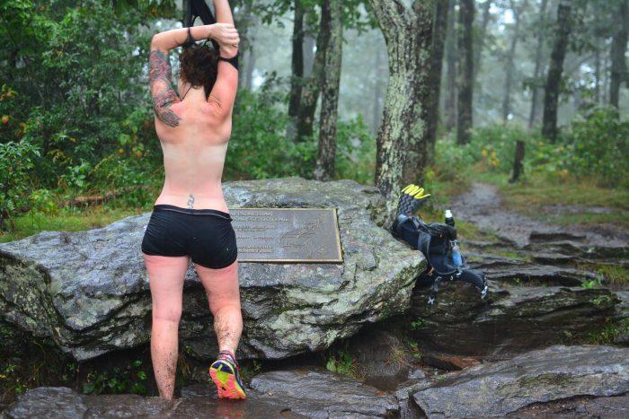 kaiha bertollini appalachian trail