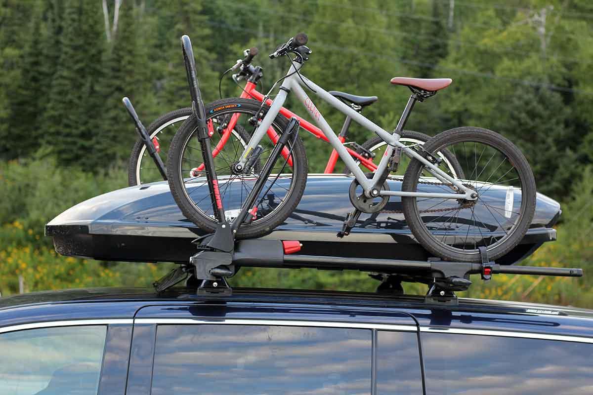 Family Hauler Minivan Modified For Kids Bikes Amp Gear